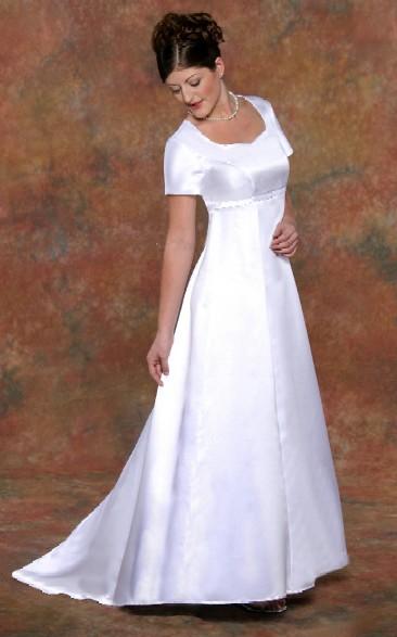for Tulip wedding dress style
